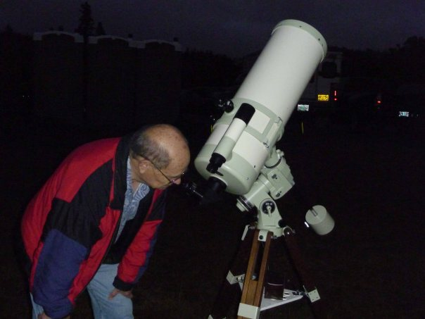 NightSky 45 Telescope Viewing