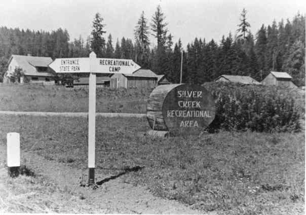 Entrance sign 1939