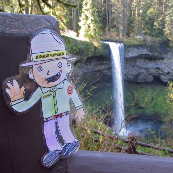 Flat Stanley South Falls