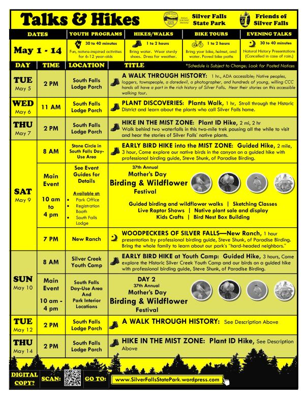 May 1-14, 2015 Program Flyer FULL ONLINE