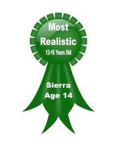 13-16 Most Realistic Ribbon