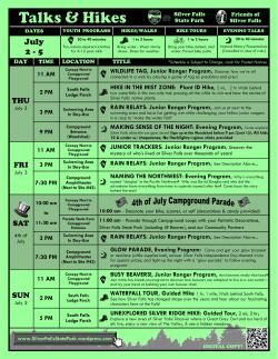 June 28-July 5, 2015 Program Flyer FULL ONLINE 2