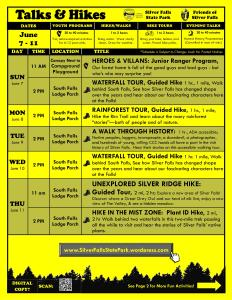 June 7-14, 2015 Program Flyer FULL ONLINE