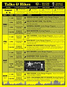 Aug 2-9, 2015 Program Flyer FULL ONLINE 2