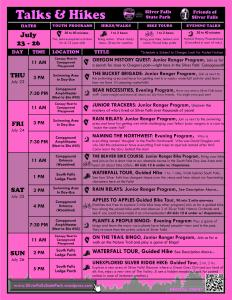 July 19-26, 2015 Program Flyer FULL ONLINE 2