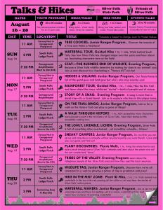 Aug 16-23, 2015 Program Flyer FULL ONLINE 1