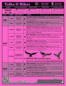 Aug 16-23, 2015 Program Flyer FULL ONLINE 2