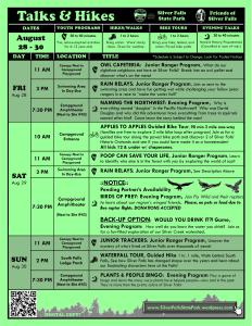 Aug 23-30, 2015 Program Flyer FULL ONLINE 2