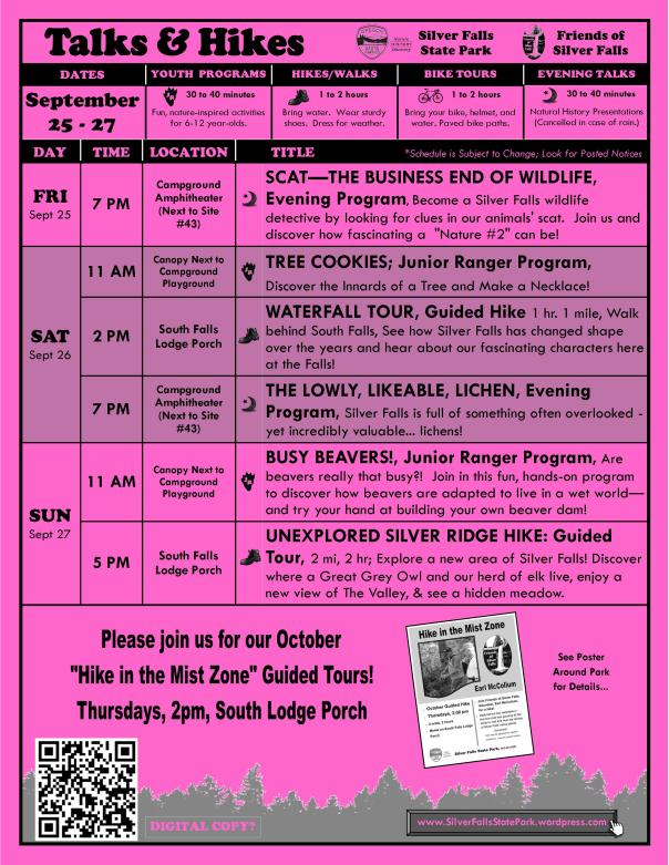 Sept 25-27, 2015 Program Flyer FULL ONLINE
