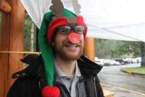 AmeriCorps Reindeer Elf