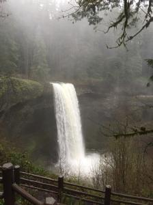 South Falls Before (Dec 8)