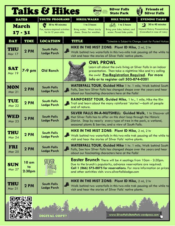 March 17-31, 2016 Program Flyer FULL ONLINE 1