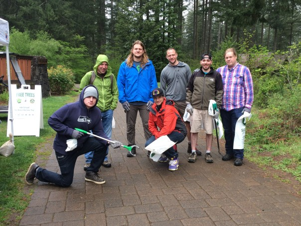 Oregon Trail Recovery Volunters