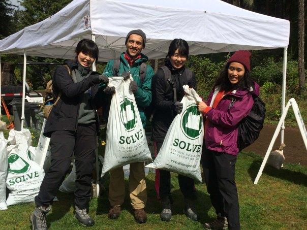 PSU Volunteers 2