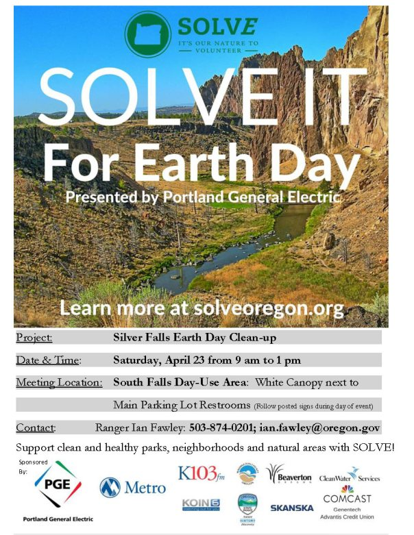 SOLVE Earth Day 2016