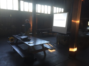Steve Shunk Woodpecker Presentation