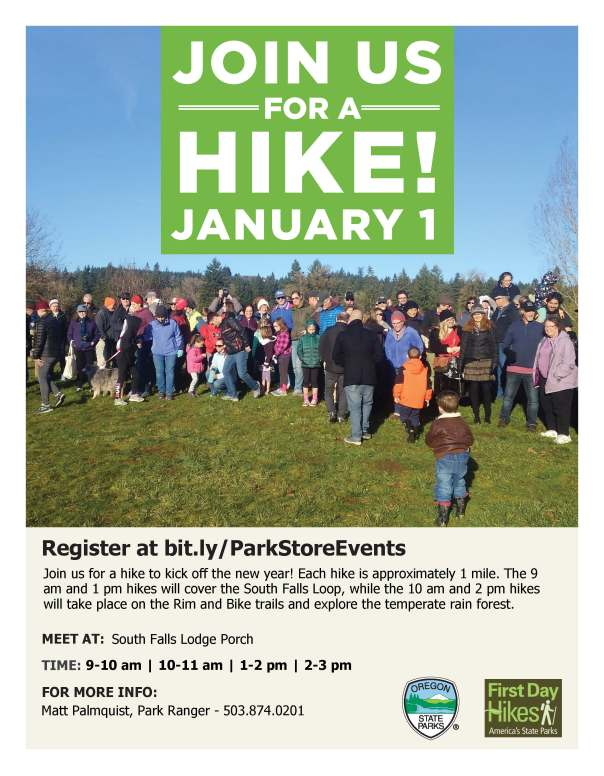 2020 SF First Day Hike flyer